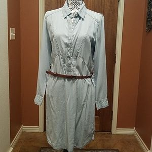 NWT Shirt dress